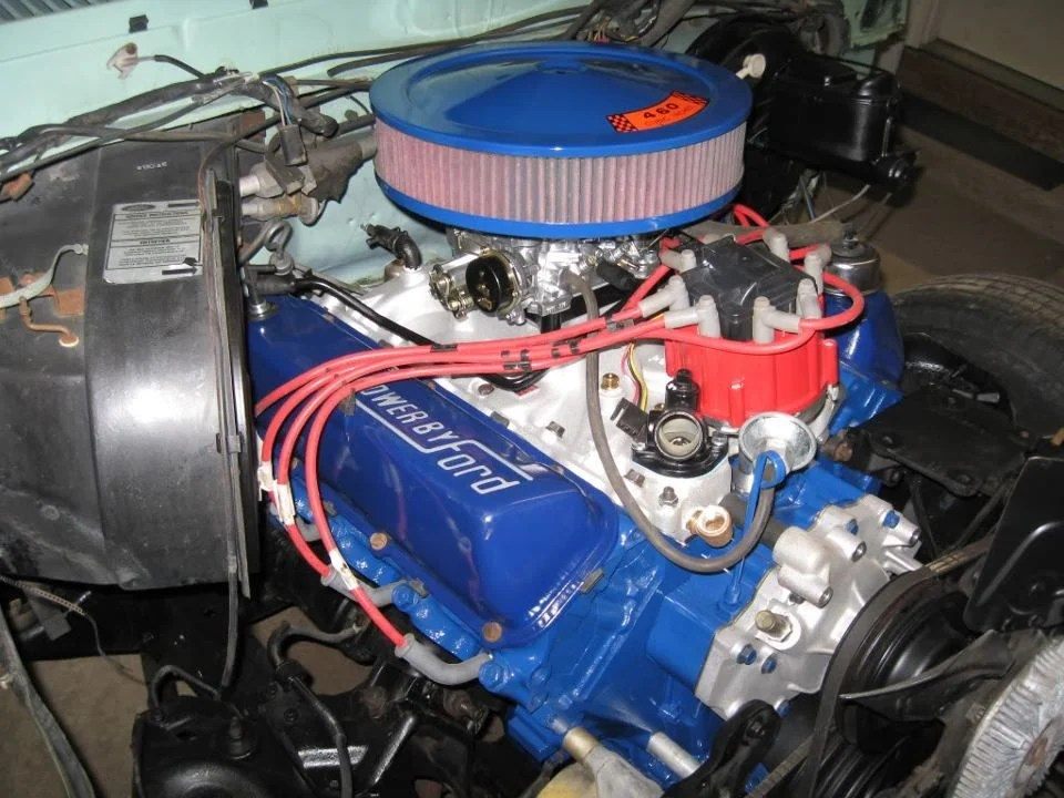 Ford 460 Engine Problems
