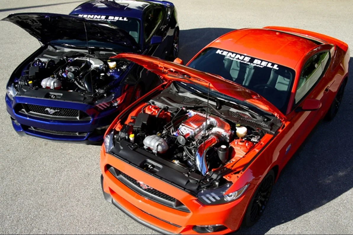 Mustang GT 5.0 Coyote Supercharger Guide