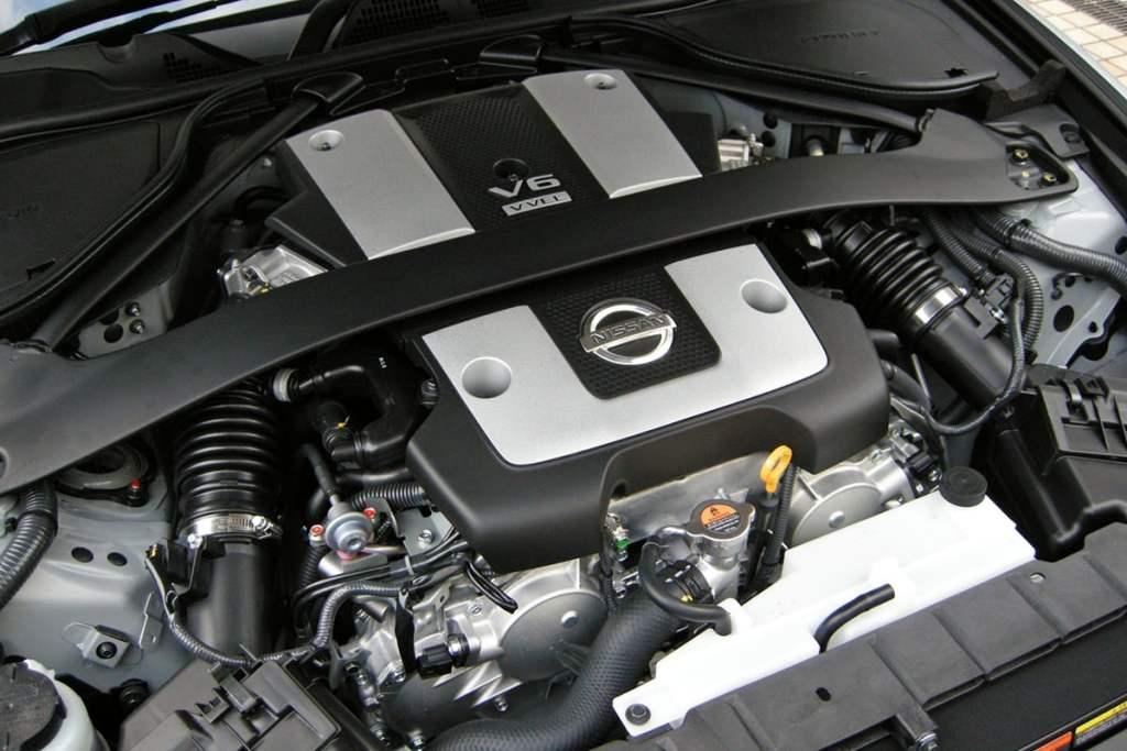 Nissan VQ37VHR Engine Problems