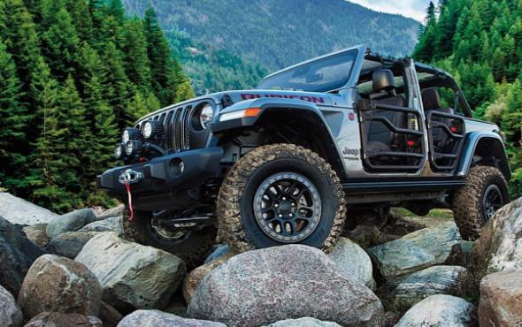 Jeep Wrangler Engine & Suspension Problems