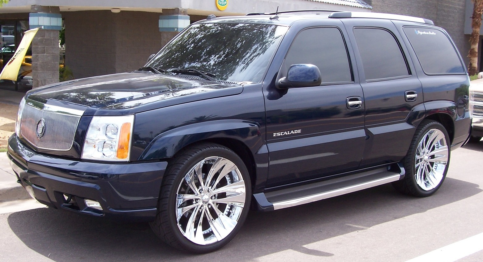 hight resolution of 2013 cadillac escalade custom