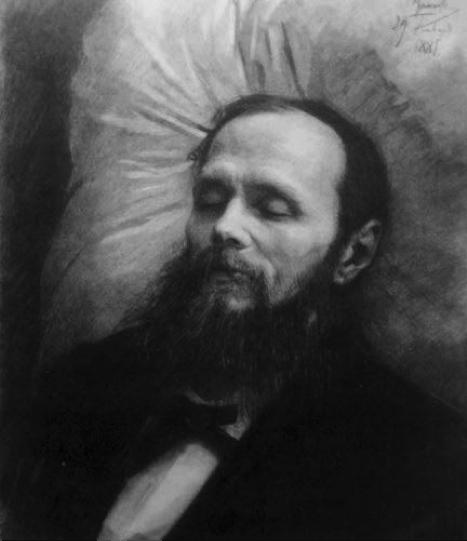 وفاة دوستويفسكي