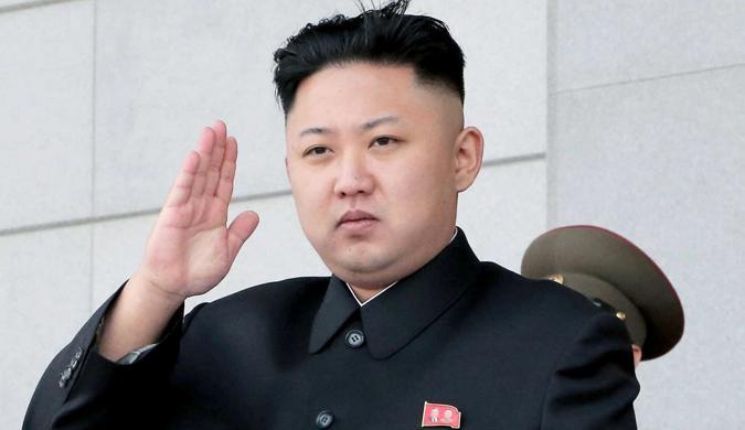 زعيم كوريا الشمالية - كيم جونغ