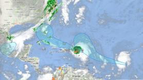 مسار إعصار إيرما