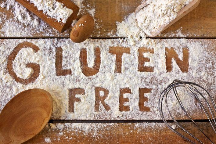 خبز خالي من الجلوتين - gluten free