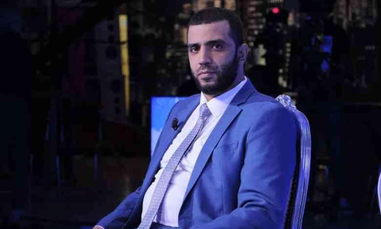 راشد الخياري نائب مجلس الشعب