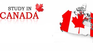 bourses d'études Canada
