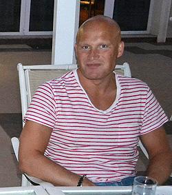 Jan Erik i Spania