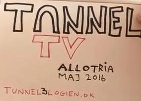 Tunnel TV : Allotria og den elegante sortie