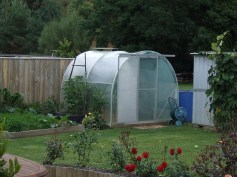 2.5m Morrifield Dynamic Growing Tunnel