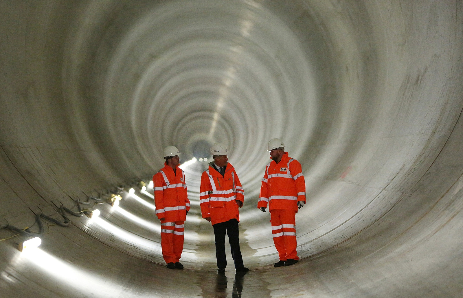 U K S Lee Tunnel Wins Global Best Project Award