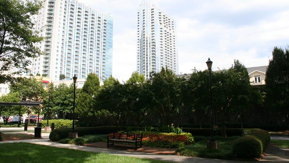 biltmore hotel courtyard