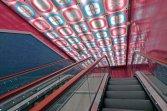 """University of Naples"" Metro Station, Naples (Italy)"