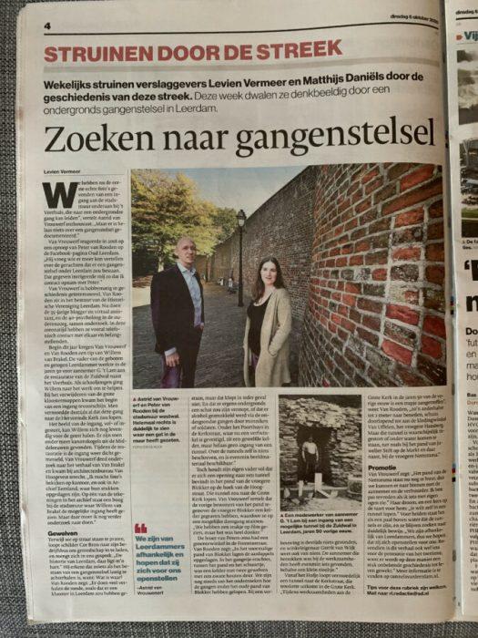Struinen door de streek - Algemeen Dagblad