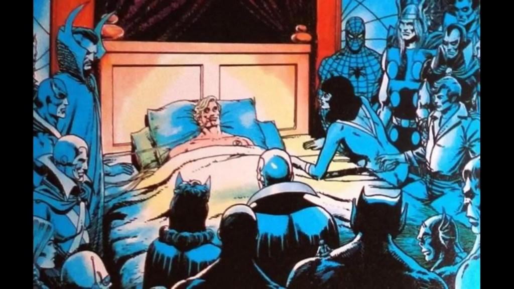 novelas gráficas de Marvel