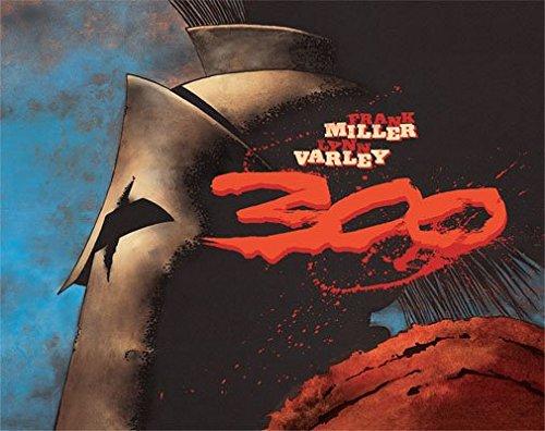300, novela gráfica que hizo historia