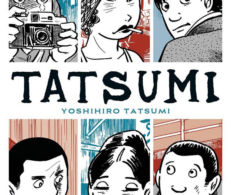 Tatsumi, manga actual
