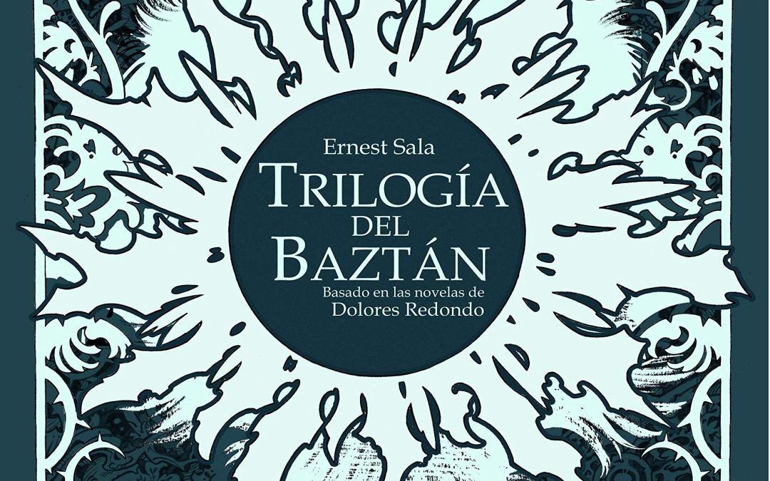 Trilogía de Baztán, Ernest Sala