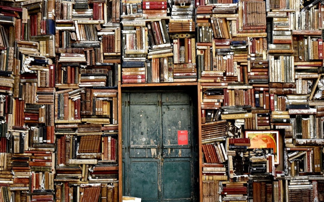 Significado de soñar con libros [Según cantidad]