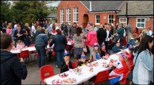 Tunstead Jubilee Party