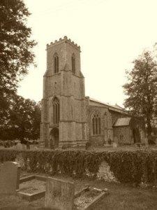 Tunstead Church