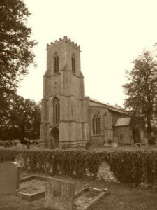 Tunstead Church