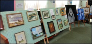 Tunstead Jubilee Art Exhibition