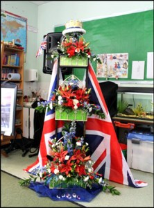 Diamond Jubilee Flower Celebration