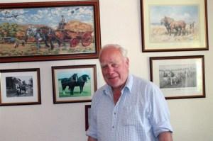 Mervyn York