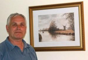 Richard Bennett, Artist