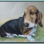 Hound Dog by Thomas Adamski