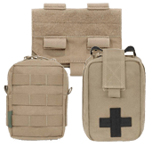 Utility and First Aid Pouches