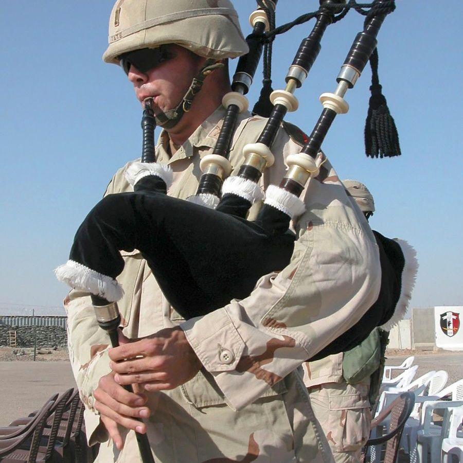 Custom Bagpipes