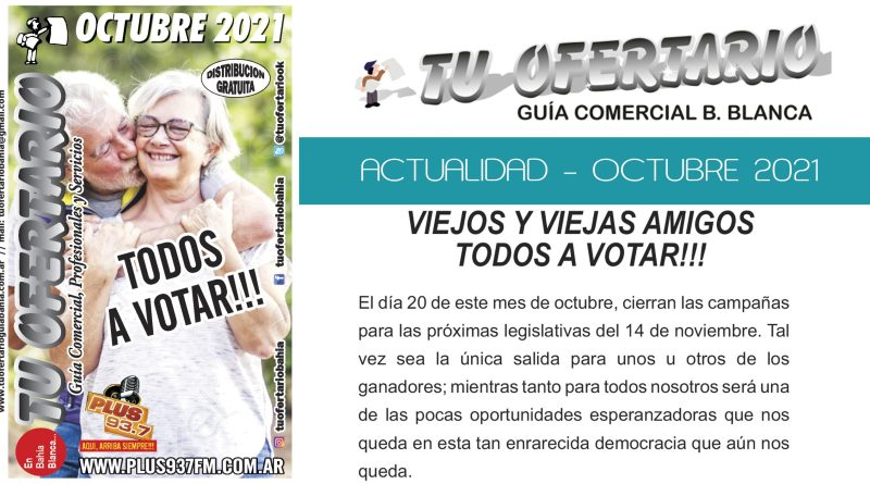 Actualidad Octubre 2021