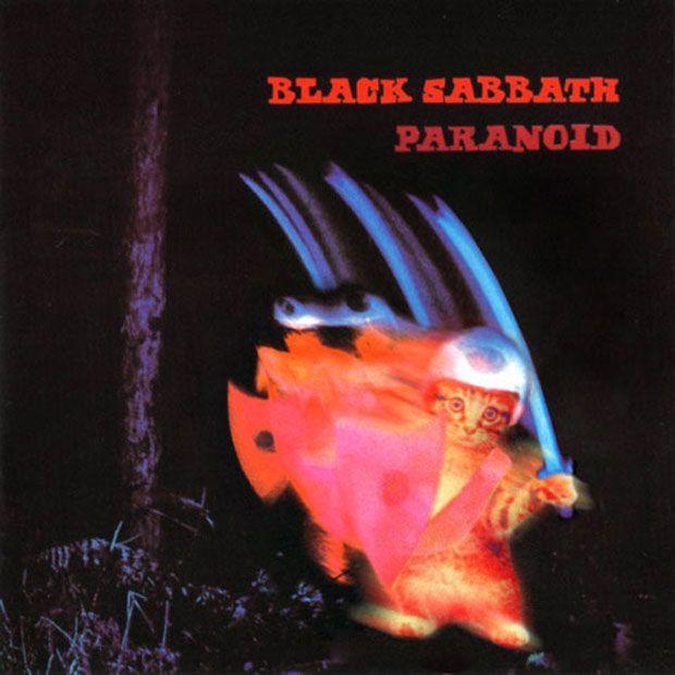 1970) Black Sabbath - Paranoid: Anniversary Special - Tuonela Magazine