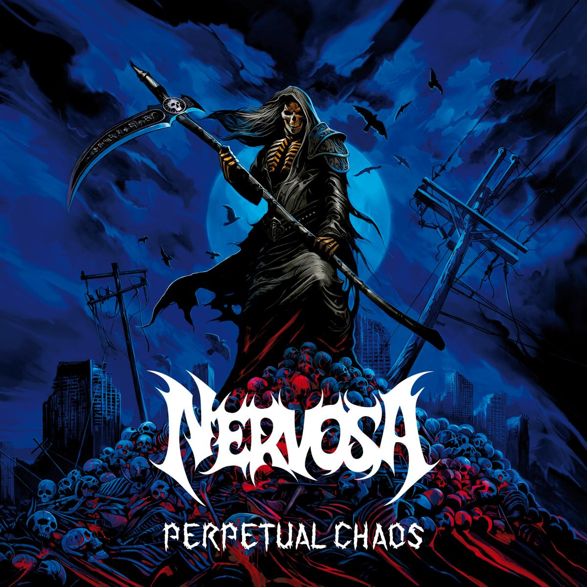 REVIEW: Nervosa – Perpetual Chaos