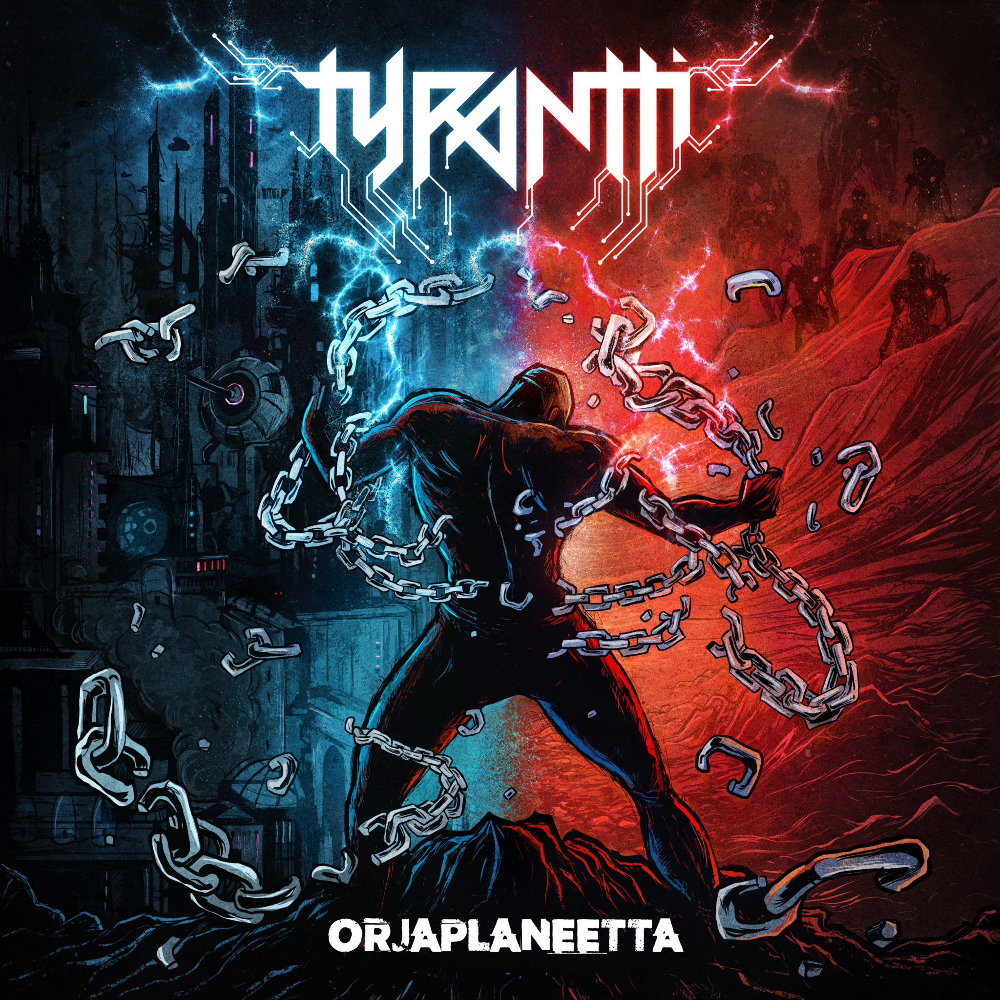 REVIEW: Tyrantti – Orjaplaneetta
