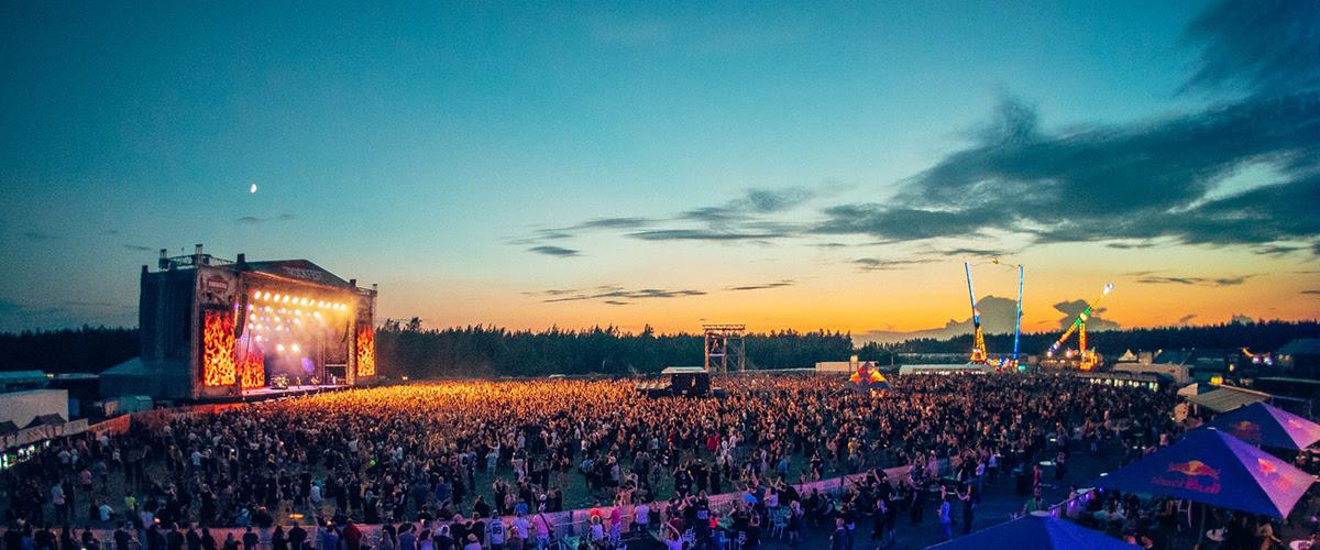 Suomen suurin rock-festivaali Rockfest palaa Hyvinkäälle – pääesiintyjäksi Iron Maiden.