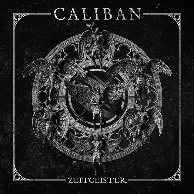 REVIEW: Caliban – Zeitgeister