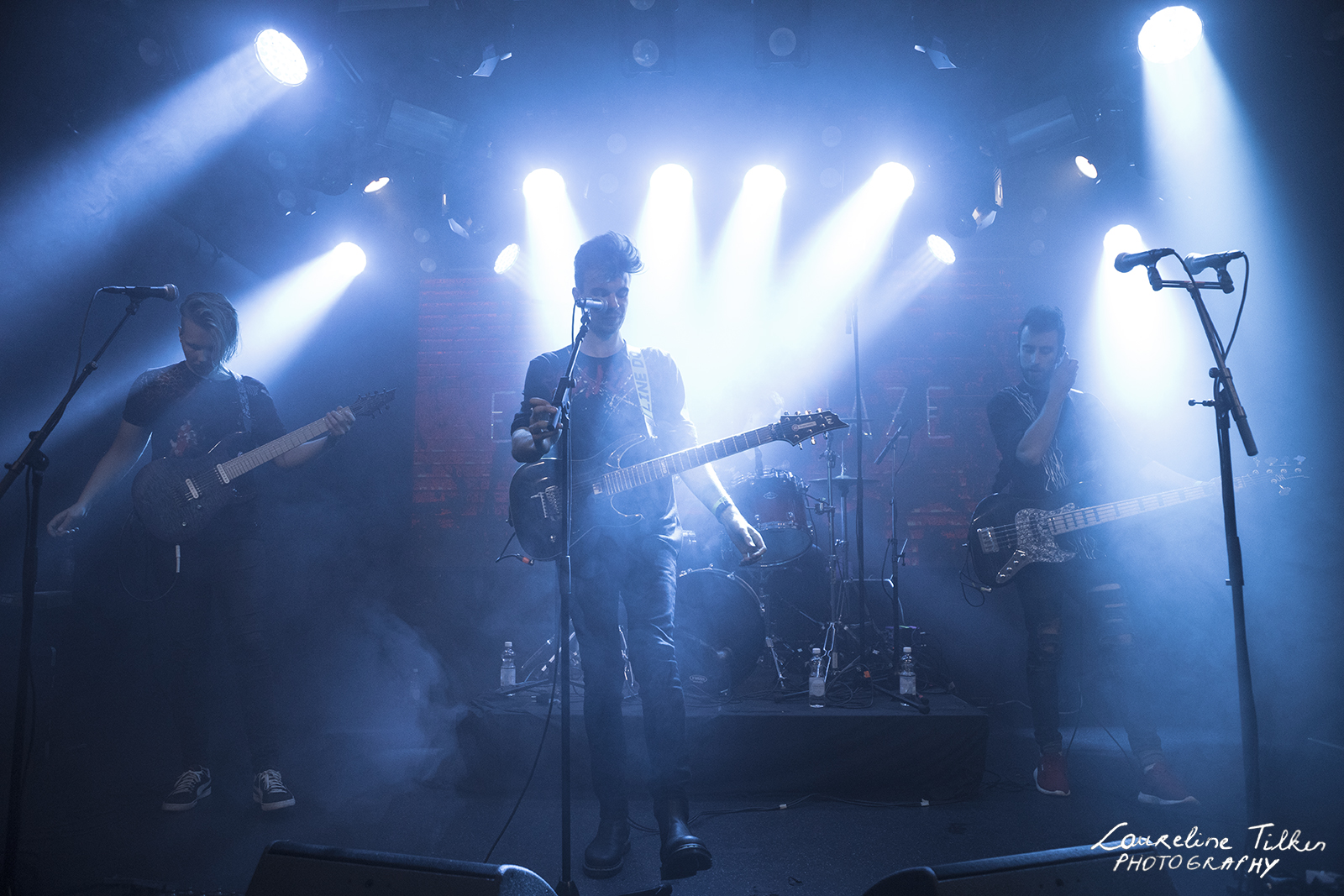 GALLERY: 28.7.2021 Luna Kills, Blame Me!, & Edge of Haze @ On The Rocks, Helsinki