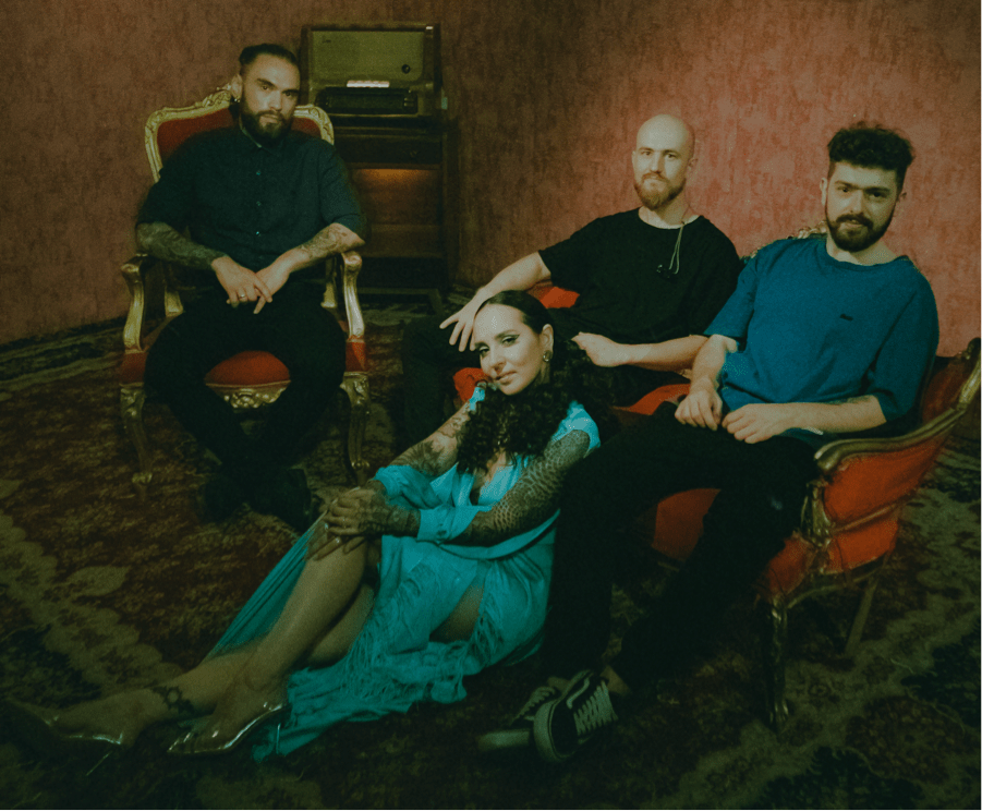 """Jinjer Reaches Aggressive New Levels with Second Single + Music Video, """"Mediator""""!"""