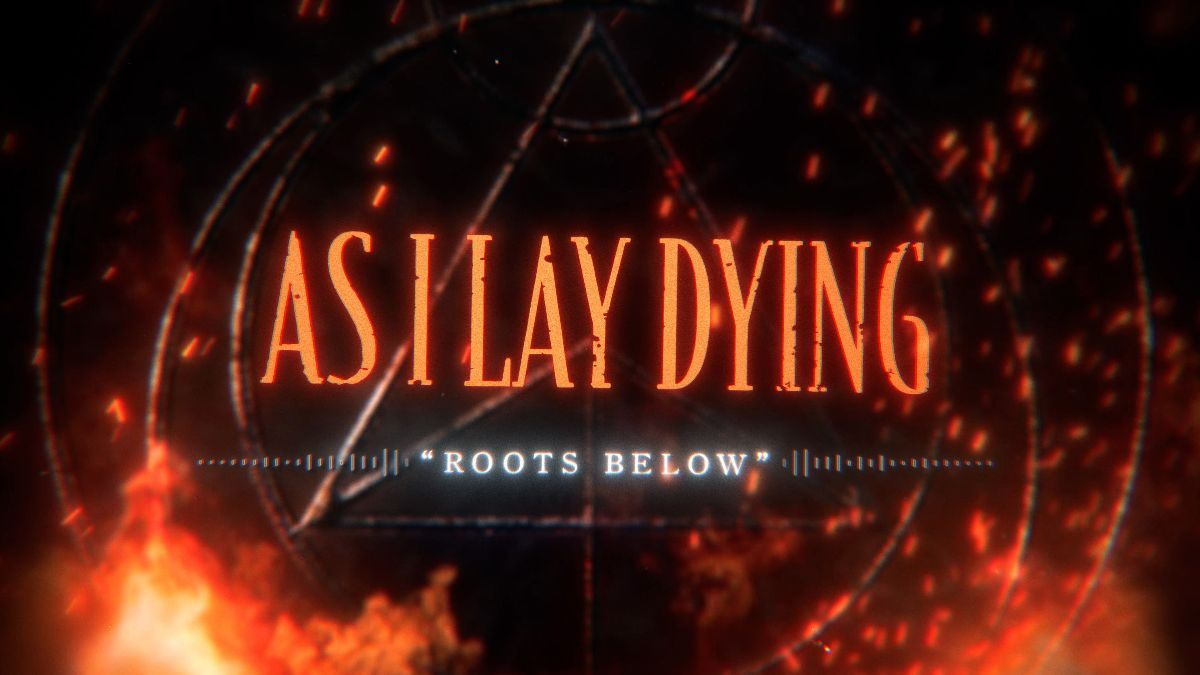 """As I Lay Dying Releases New Single, """"Roots Below"""" + Share Details For Deluxe Edition Of """"Shaped By Fire"""""""