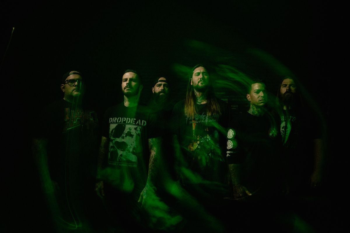 """FIT FOR AN AUTOPSY Announces New Album """"Oh What The Future Holds,"""" Out January 14, 2022"""