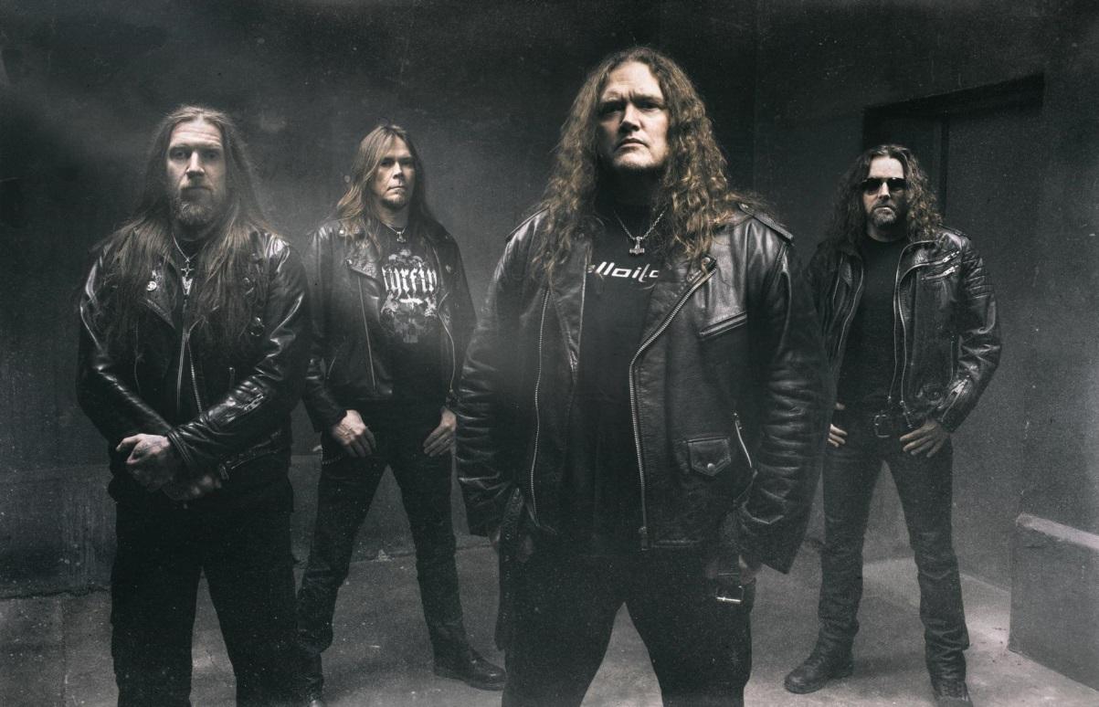 "Swedish Death Metal Legends Unleashed Announce 14th Studio Album, ""No Sign of Life"""