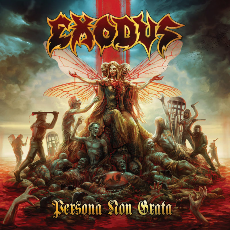 """EXODUS – Release Lyric Video For 3rd Single """"The Years Of Death And Dying"""""""