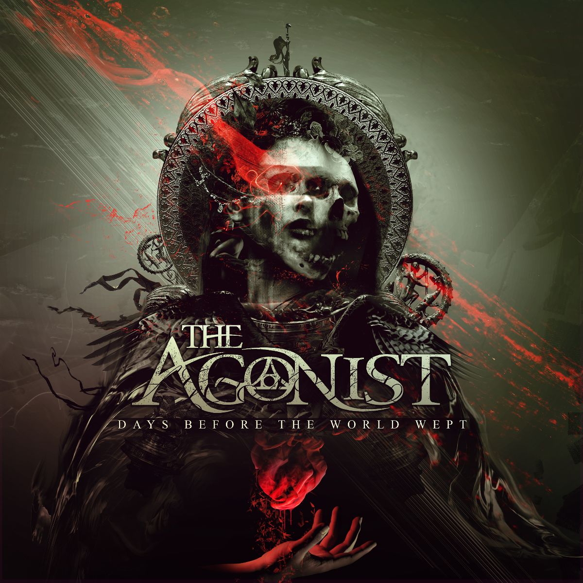 REVIEW: The Agonist – EP: Days Before the World Wept