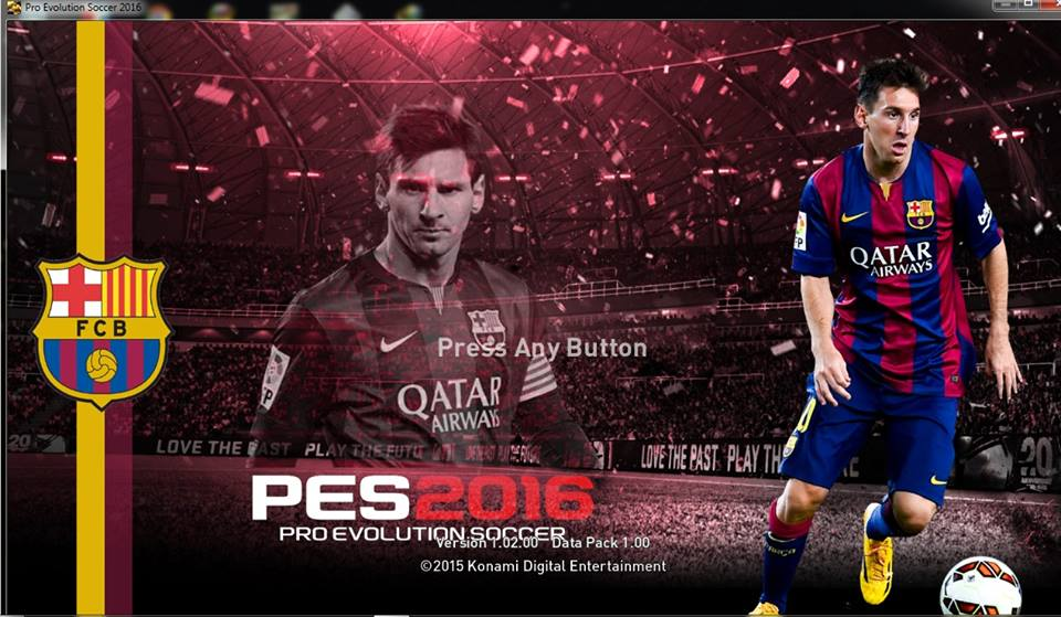 Download Patch Việt Hóa PES 2016 By Duy Lộc - Patch PES 2016 mới nhất Download Patch Việt Hóa PES 2016 By Duy Lộc - Patch PES 2016 mới nhất