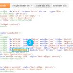 Cách xóa bỏ thuộc tính cung cấp bởi Blogger cho Blogspot
