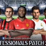 PES Professionals Patch 2017 V3.2 – Patch PES 2017 mới nhất