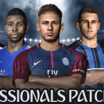 PES Professionals Patch 2017 V3.4 – Patch PES 2017 mới nhất